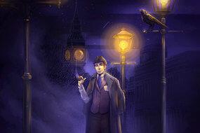 Flucht vor Sherlock